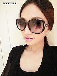 Fashion genuine Ms. sunglasses