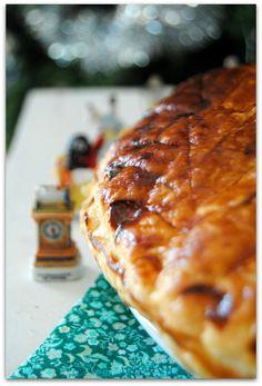 Comment réaliser une galette des rois à la pâte à tartiner ?
