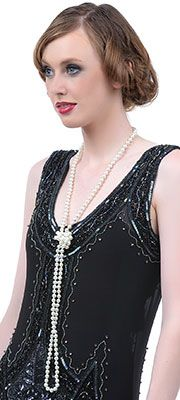 New 1920's Costume Jewelry for Sale