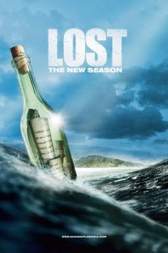 Lost poster. This show was great!