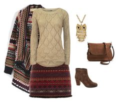 """Loud Autumn"" by ursula-baby on Polyvore featuring WearAll, Moda Luxe and Decree"