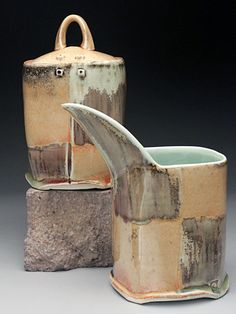 Marcia O'Brien Creamer and Sugar at MudFire Gallery