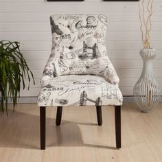 These Parson dining chairs highlight a button tufted and copper nailhead design that works well with a wide range of dining styles. Description from houzz.com.au. I searched for this on bing.com/images
