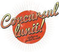 Pagina de concursuri lunare, cu premii in carti.  http://www.ideeaeuropeana.ro/concurs.php