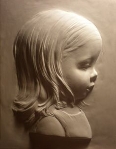 Custom Portrait Relief Sculptures by BCfineARTS on Etsy, $850.00