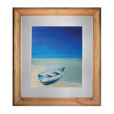 "1STOPlighting.com   Aegina - 38"" Decorative Framed Art"