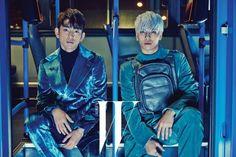 Junior and Jackson - Got7 for W Korea Magazine 2015