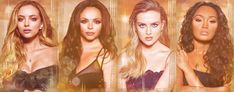 litle mix  | Little Mix Perfume: Girl Group Debuts Their Fragrance Gold Magic ...