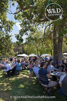 Riesling Rocks Festival 2012 @ Hartenberg Estate, Stellenbosch #SouthAfrica