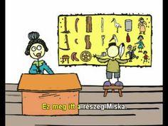 Gyerekdalok - A faragószék 3. osztály
