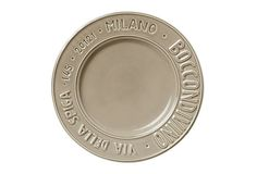 Metro Milano Salad Plate, Taupe on OneKingsLane.com
