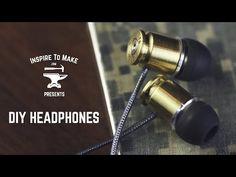 Bullet casing earphones!!!!!!!!