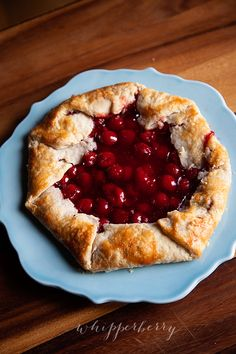 Cherry-Gallette-from-#whipperberry-for-National-Pie-Day-with- @Crisco Recipes
