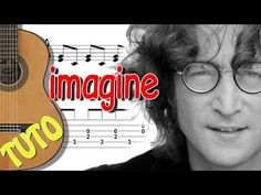 TUTO IMAGINE - Easy FingerStyle - Olivier Hecho - YouTube Guitar Acoustic Songs, Guitar Tabs Songs, Music Guitar, Everybody Hurts, It Hurts, Guitar Songs For Beginners, Simple Life Hacks, Guitar Lessons, Scores
