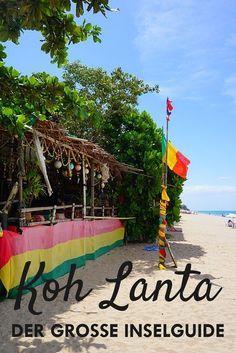 Koh Lanta ist eine Insel in Thailand und liegt in den Andamanen See. Ein Trip von Krabi bietet sich somit perfekt an. In unserem Beitrag findet ihr die besten Tipps für das Paradies. Wir stellen euch den Nationalpark, die Old Town, Long Beach, Klong Khong, Restaurants, Bungalows und Hotels.