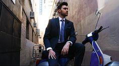 The latest suit accessories for grooms http://www.queenslandbrides.com.au/suit-accessories-for-grooms/?utm_campaign=coschedule&utm_source=pinterest&utm_medium=Queensland%20Brides%20Magazine&utm_content=The%20latest%20suit%20accessories%20for%20grooms Suit: Elio Moda