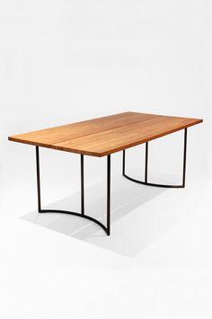 $1375 - Reclaimed Teak Dining Table