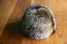 Vintage Saks Fifth Avenue fox fur hat topper by FlowerPowerNation on Etsy https://www.etsy.com/listing/208624057/vintage-saks-fifth-avenue-fox-fur-hat