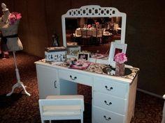 Peinador vintage Vanity, Mirror, Vintage, Furniture, Home Decor, Pink, Wedding Decoration, Originals, Room