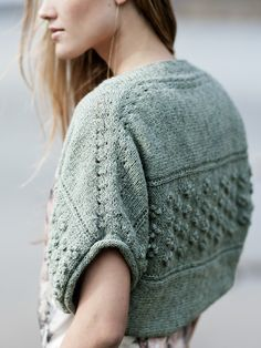 """""""Rosebud"""" only US distributor for this pattern is Tutto (yarn shop in Santa Fe)"""