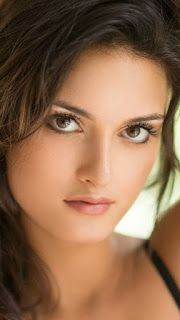 Beautiful love the Smokey brown eyes Lovely Eyes, Most Beautiful Faces, Stunning Eyes, Girl Face, Woman Face, Interesting Faces, Cute Faces, India Beauty, Female Portrait