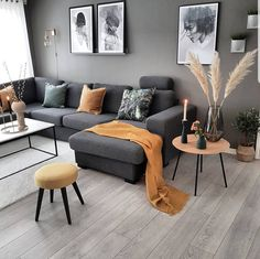 55 simple and modern living room designs for quiet people 41 – Home Design Ideas 55 simple and modern living room designs for quiet people 41 – Home Design Ideas - Add Modern To Your Life Living Room Interior, Home Living Room, Living Room Designs, Manly Living Room, Simple Living Room Decor, Small Apartment Living, Living Room Color Schemes, Interior Livingroom, Living Room Ideas For Flats