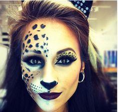 I wanna be a cheetah....