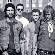 Dirty Thrills. Blues-rock from the U.K.