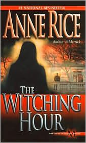 I love the Mayfair Witch Series by Ann Rice but couldn't get into her vampires...weird I know.