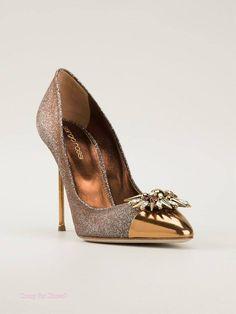 01dbec68bee Sergio Rossi Sparkling Pumps #Heels #Shoes Pump Shoes, Shoes Heels, Shoe  Boots