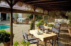 Boutique hotel Can Aisha op Formentera, Spanje