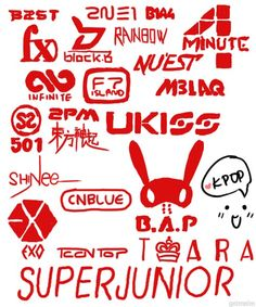 LOVE All These Groups <3