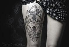 diana severinenko wolf