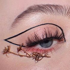 New post on filthy-media Glam Makeup, Makeup Inspo, Makeup Inspiration, Makeup Ideas, Make Up Art, Eye Make Up, Fotografia Macro, High Fashion Makeup, Cruelty Free Makeup
