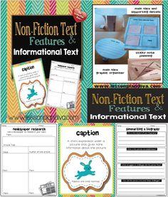 Nonfiction Text Feat