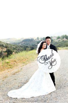 orange county wedding photography thank you bridal card weddings thank you pose umbrella