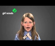 Girl Scouts Of The USA Thanksgiving Message 2013 : Video Clips From The Coolest One