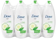 Dove Body Wash, Cool Moisture, Cucumber and Green « Holiday Adds