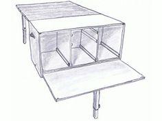 Aménagement de voitures pour ludospaces, monospaces, fourgons utilitaires ou 4x4 - Campinambulle