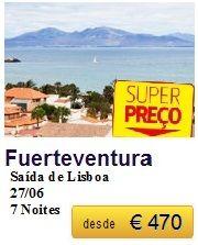 Fuerteventura - Ultimos Lugares €470
