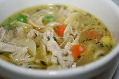 Deep South Dish: Turkey Carcass Soup
