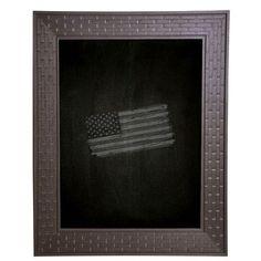 "Rayne Mirrors Bricks Chalkboard Size: 29"" x 101"""