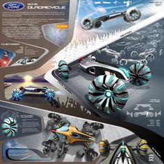 board Ranger Car, Future Concept Cars, Presentation Board Design, Bike Sketch, Futuristic Art, Poster Layout, Transportation Design, Automotive Design, Interior Concept