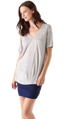 classic tee / t by alexander wang