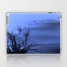 Blue Magic Laptop & iPad Skin