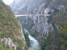 túra Montenegro, Waterfall, River, Outdoor, Outdoors, Rivers, Waterfalls, Outdoor Games, Outdoor Living