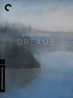 "Fake Criterion cover for ""Akria Kurosawa's Dreams"""
