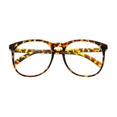 Fashion Reading Style Retro Vintage Clear Lens Eyeglasses Frames W1810