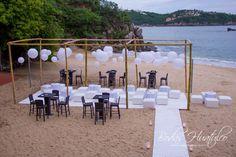 Playa Tornillo, la comodidad al máximo en tu Boda en Playa.