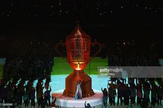 Ria Hall sings 'The World In Union' during the IRB 2011 Rugby World Cup Opening Ceremony at Eden Park on September 2011 in Auckland, New Zealand. Get premium, high resolution news photos at Getty Images Rugby News, Eden Park, September 9, Rugby World Cup, Opening Ceremony, Auckland, New Zealand, Singing, Costumes